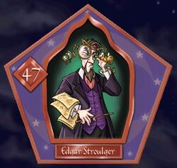 Edgar Stroulger - Chocogrenouille HP2