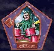 Orsino Thruston - Chocogrenouille HP2