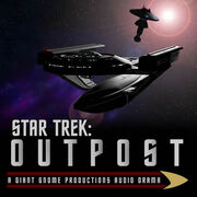 Star Trek Outpost - Series Cover