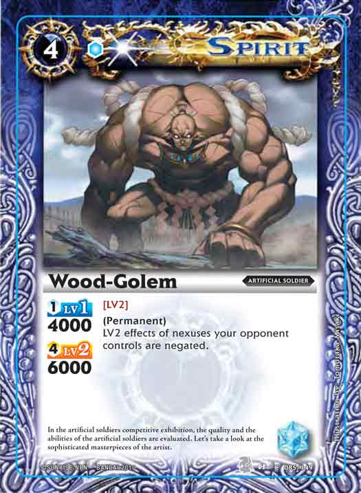 Booster Set 3 Wood-golem2