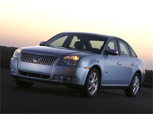 2009 Mercury Sable3
