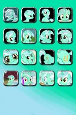 Lyra IPhone Wallpaper by Tessiee