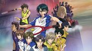Prince of tennis 2011 movie