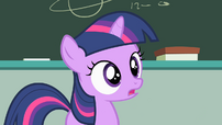 Twilight Sparkle Shoked S1E23