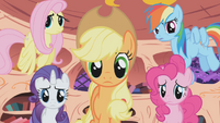 Applejack don&#39;t you S01E02