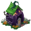 Black Pumpkin House-icon