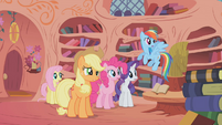 Applejack and the rest S01E07