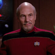 Jean-Luc Picard, 2383