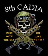 8th Cadian Logo