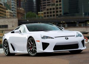 Lexus-lfa 2011 2