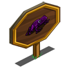 Purple Frog Mastery Sign-icon