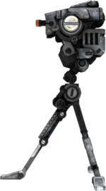 PersonalTurret Transparent