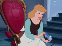 Cinderella I Have The Other Slipper