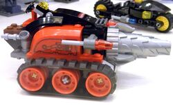 Bane&#39;s Thunder Driller-2