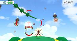 Rayquaza&#39;s Balloon Panic