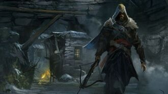 Ezio (revelations) with crossbow