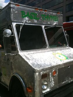 Basil thyme truck 2