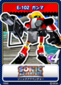 Sonic Adventure 09 E-102 Gamma