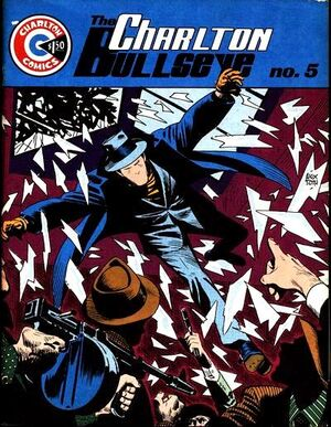 Cover for Charlton Bullseye #5