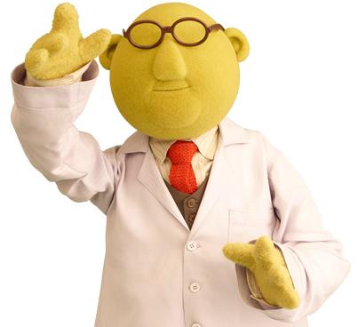 Dr bunsen honeydew muppet wiki