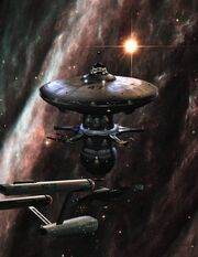 Doug Drexler&#39;s CGI starbase 47