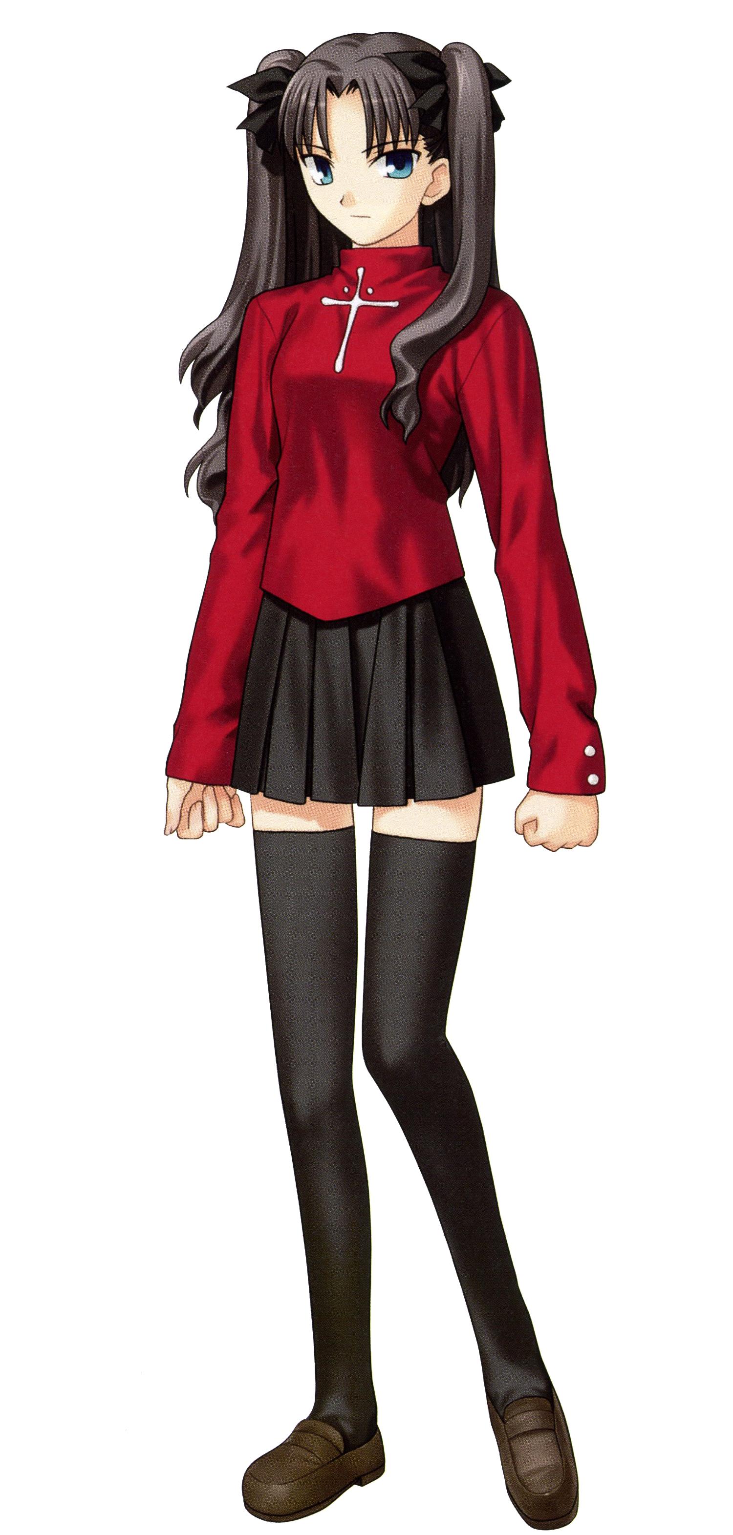 Type-Moon: Fate/stay night, Tsukihime, and Kara no Kyoukai ... - photo#25