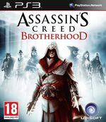 Assassin's Creed Brotherhood Boxart