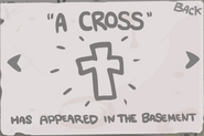 A cross