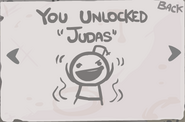 Judas secret