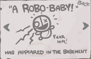 Robo baby