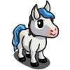 Mini Blue Gypsy Foal-icon