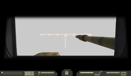 BF2 T-90 HUD