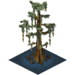 Spooky Cyprus Tree-icon