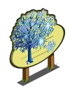 Big Snowflake II Tree Mastery Sign-icon