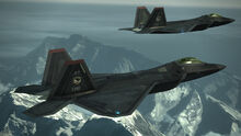 F-22A -RAZGRIZ-