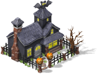 Halloween Townhouse-SE