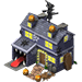 Halloween Party House-icon
