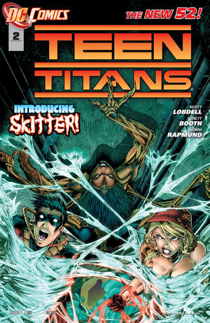 Cover for Teen Titans #2