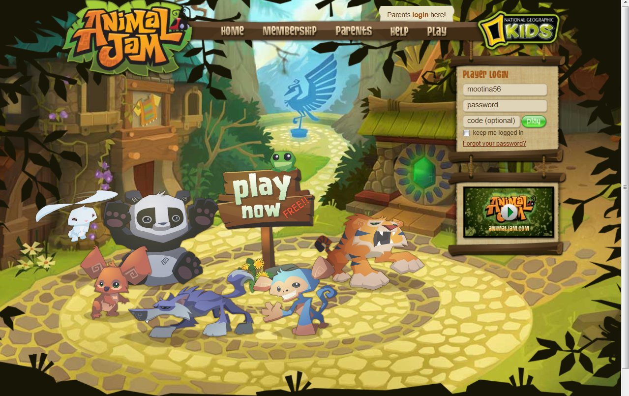 Animal jam lovers wiki - Animaljam wiki ...