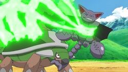 EP600 Torterra VS Gliscor
