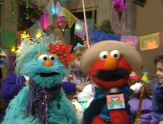 Sesame Street Trailer Hbo besides Helping People likewise 2011 12 01 archive additionally 485122191085032099 also The Furchester Hotel. on rosita sesame street puppets