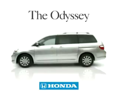 The Oddyssey Honda