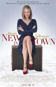 Hr new in town poster