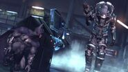 Arkham city mr freeze screen 3