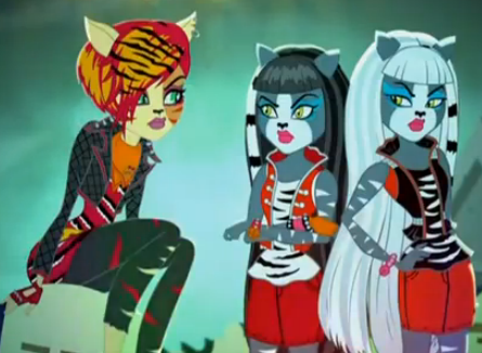 Toralei stripe tv special images monster high wiki - Monster high toralei ...