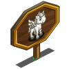 Mini Pegasus Foal Mastery Sign-icon