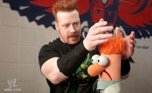 Beaker and Seamus O&#39;Shaunessy