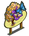 Giant Butterfly Tree Mastery Sign-icon