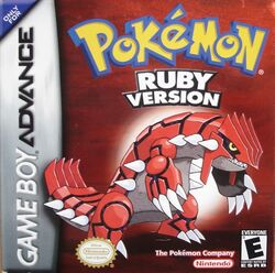 Pokemon Ruby (NA)