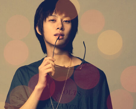 Super junior heechul by happydorkorea - copia